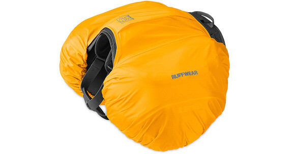 Ruffwear Hi & Dry Saddlebag Rain Cover Sunrise Yellow